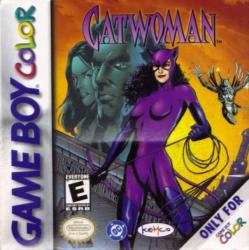 Catwoman para Game Boy Color