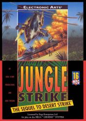 Jungle Strike: The Sequel to Desert Strike para Mega Drive