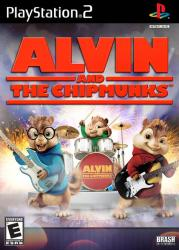 Alvin and the Chipmunks para PlayStation 2