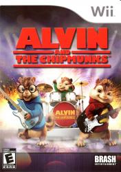 Alvin and the Chipmunks para Wii