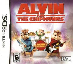 Alvin and the Chipmunks para Nintendo DS
