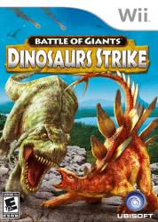 Battle of Giants: Dinosaurs Strike para Wii