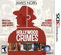 James Noir's Hollywood Crimes para Nintendo 3DS