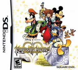 Kingdom Hearts Re:coded para Nintendo DS