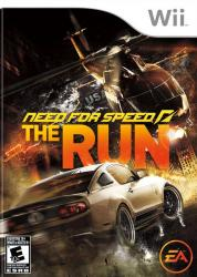 Need for Speed: The Run para Wii