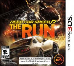 Need for Speed: The Run para Nintendo 3DS