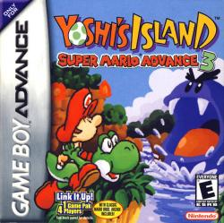 Yoshi's Island: Super Mario Advance 3 para Game Boy Advance