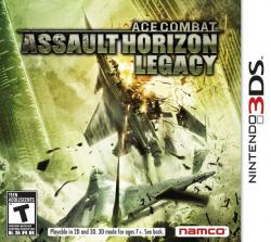 Ace Combat: Assault Horizon Legacy para Nintendo 3DS