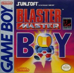 Blaster Master Boy para Game Boy
