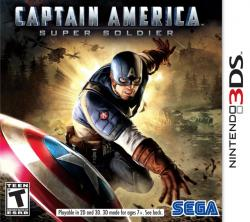 Captain America: Super Soldier para Nintendo 3DS