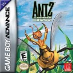Antz Extreme Racing para Game Boy Advance