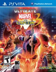 Ultimate Marvel vs. Capcom 3 para Playstation Vita