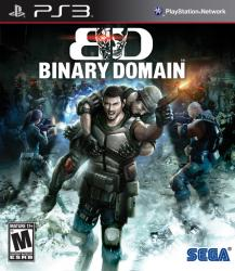 Binary Domain para PlayStation 3