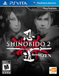 Shinobido 2: Revenge of Zen para Playstation Vita