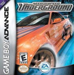 Need for Speed Underground para Game Boy Advance