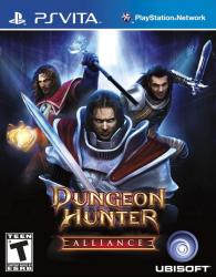 Dungeon Hunter: Alliance para Playstation Vita