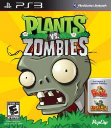 Plants vs. Zombies para PlayStation 3