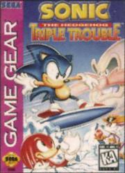 Sonic the Hedgehog: Triple Trouble para GameGear