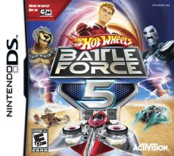 Hot Wheels: Battle Force 5 para Nintendo DS