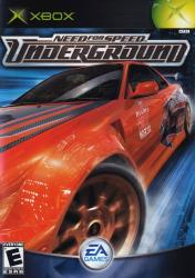 Need for Speed Underground para Xbox