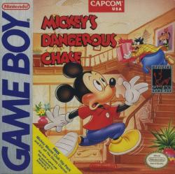 Mickey's Dangerous Chase para Game Boy
