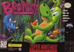 Bronkie the Bronchiasaurus para Super Nintendo