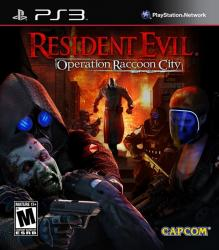Resident Evil: Operation Raccoon City para PlayStation 3