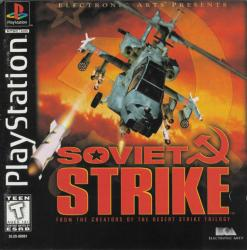 Soviet Strike para PlayStation