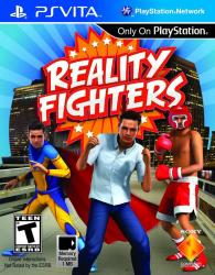 Reality Fighters para Playstation Vita