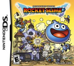 Dragon Quest Heroes: Rocket Slime para Nintendo DS