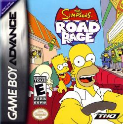 The Simpsons Road Rage para Game Boy Advance