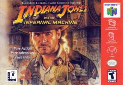 Indiana Jones and the Infernal Machine para Nintendo 64