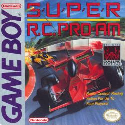 Super R.C. Pro-Am para Game Boy