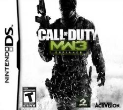 Call of Duty: Modern Warfare 3 - Defiance para Nintendo DS