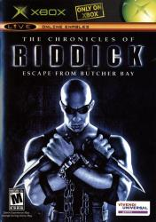 The Chronicles of Riddick: Escape From Butcher Bay para Xbox