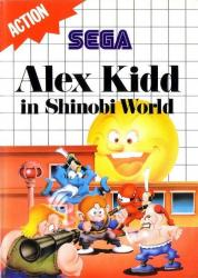 Alex Kidd in Shinobi World para Master System