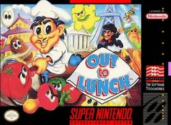 Out to Lunch para Super Nintendo
