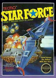 Star Force para NES