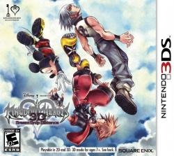 Kingdom Hearts 3D: Dream Drop Distance para Nintendo 3DS