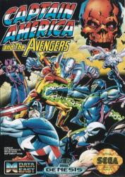 Captain America and the Avengers para Mega Drive
