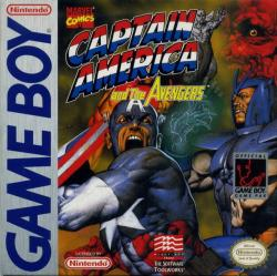 Captain America and the Avengers para Game Boy
