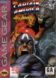 Captain America and the Avengers para GameGear