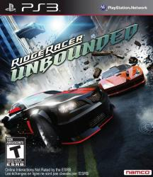 Ridge Racer Unbounded para PlayStation 3