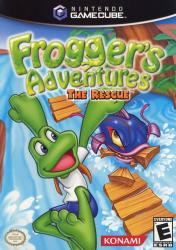 Frogger's Adventures: The Rescue para GameCube