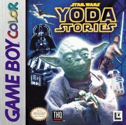 Yoda Stories para Game Boy Color