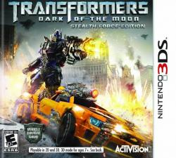 Transformers: Dark of the Moon - Stealth Force Edition para Nintendo 3DS