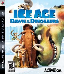 Ice Age: Dawn of the Dinosaurs para PlayStation 3