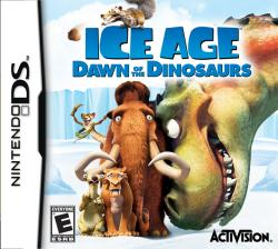 Ice Age: Dawn of the Dinosaurs para Nintendo DS