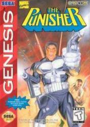 The Punisher para Mega Drive