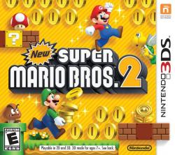 New Super Mario Bros. 2 para Nintendo 3DS